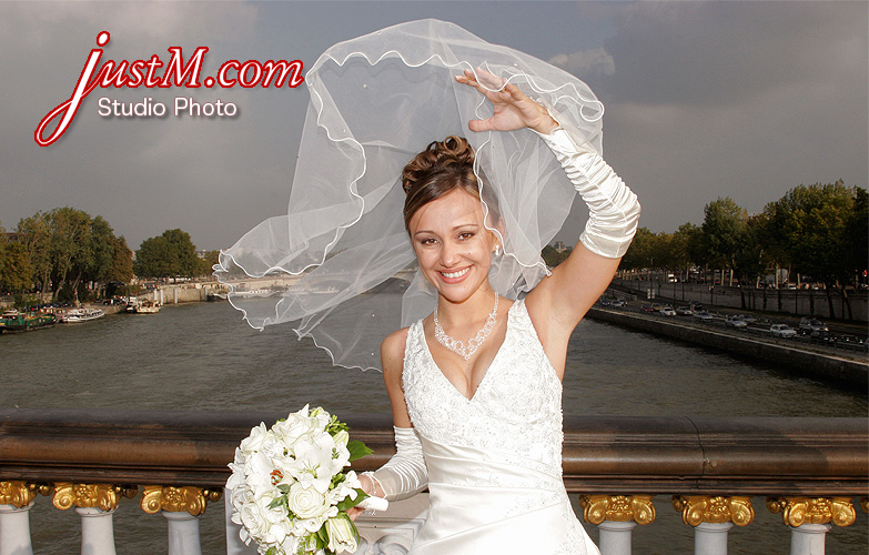 Mariage Studio Photo Just M